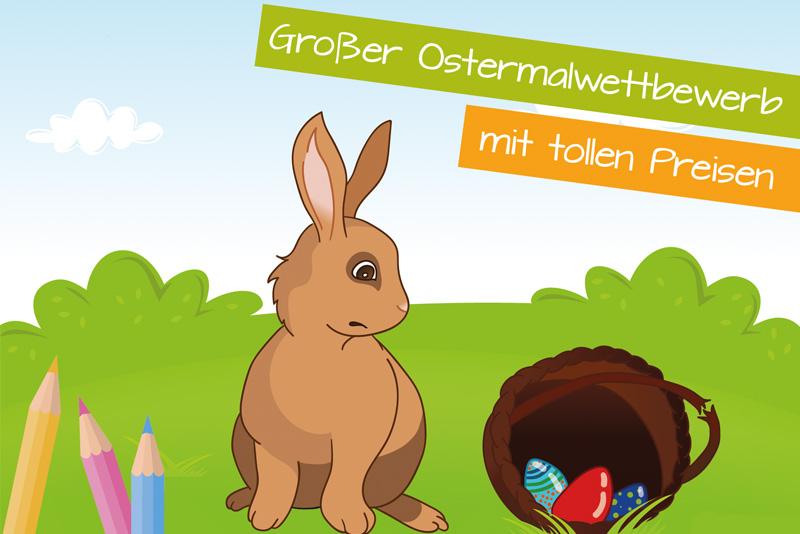 Ostergewinnspiel Blog