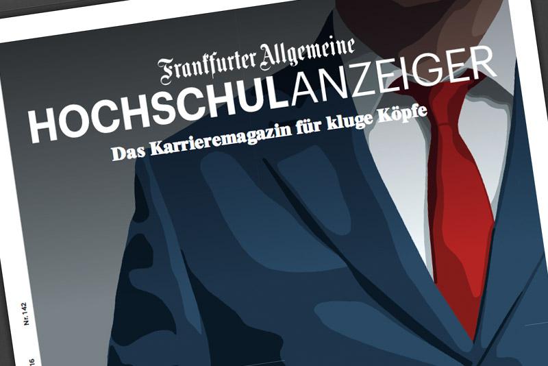 FAZ Hochschulanzeiger Cover