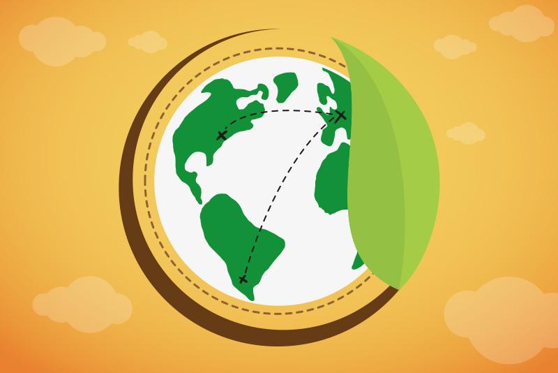 Der ökologische Reifenabdruck – Erdt glich im letzten Jahr 42 Tonnen CO2-Emissionen aus
