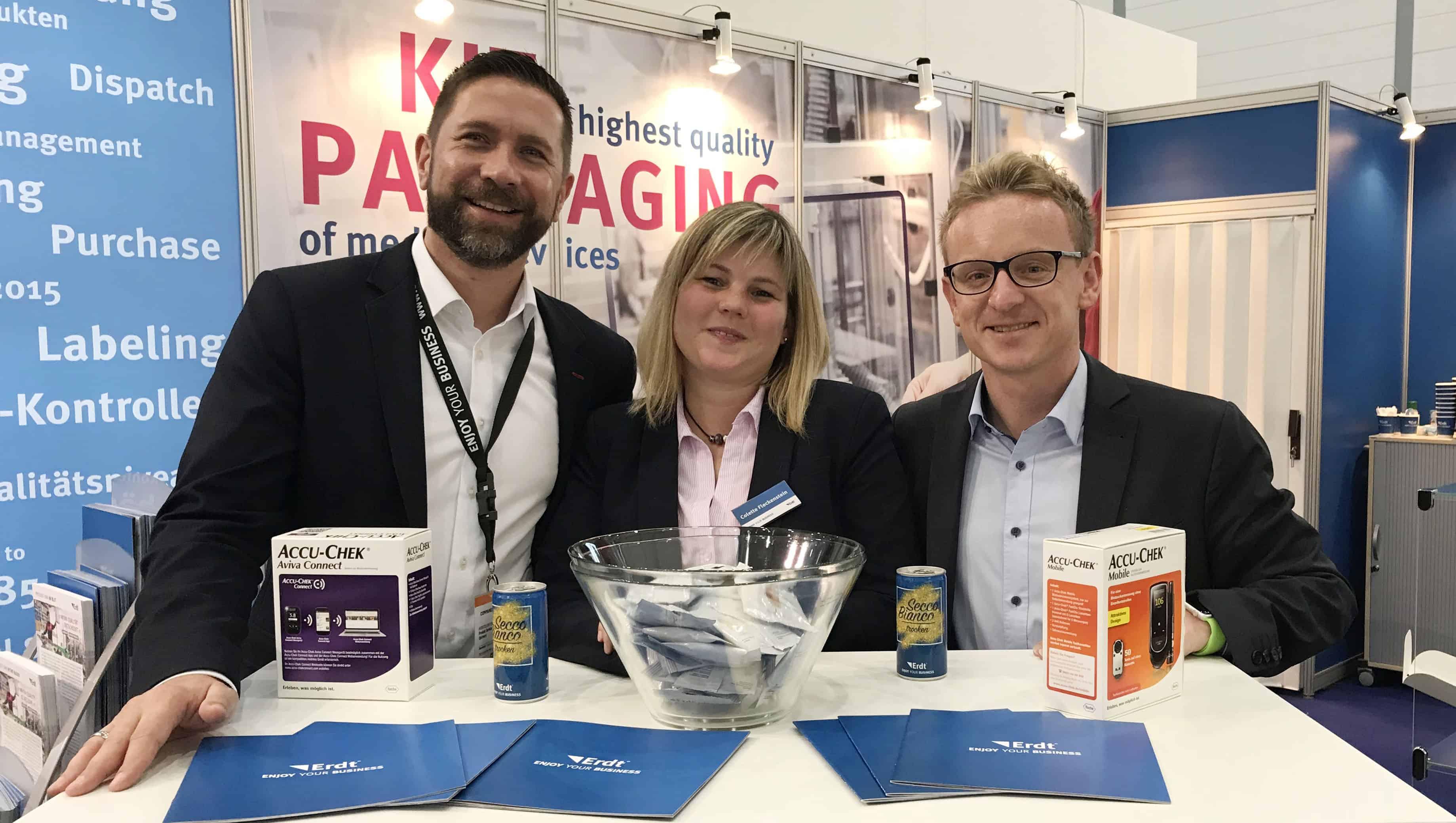 Medica Compamed 2017 Rückblick