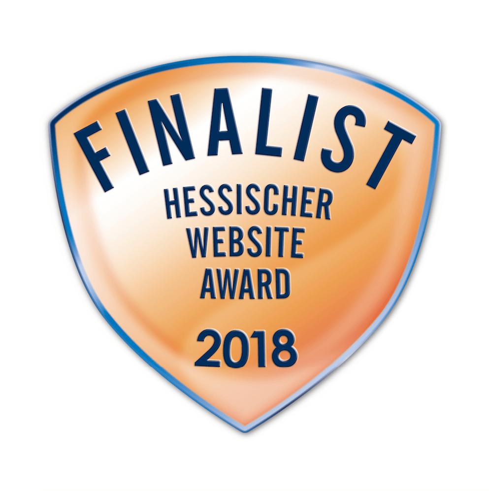 Erdt unter den Top 10 der besten Websites Hessens